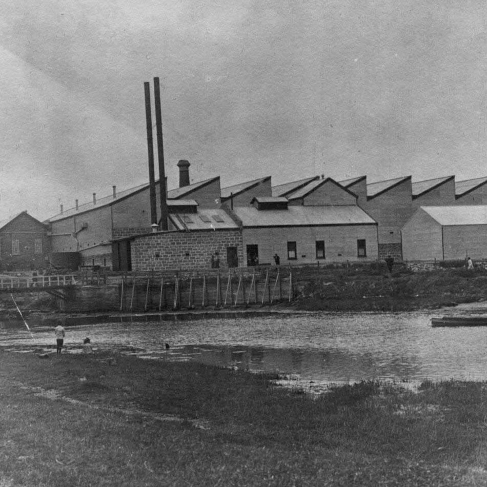 Warrnambool woolen mill