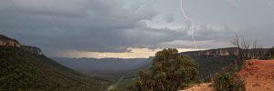 Australia thunderstorm
