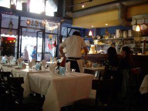 US restaurant