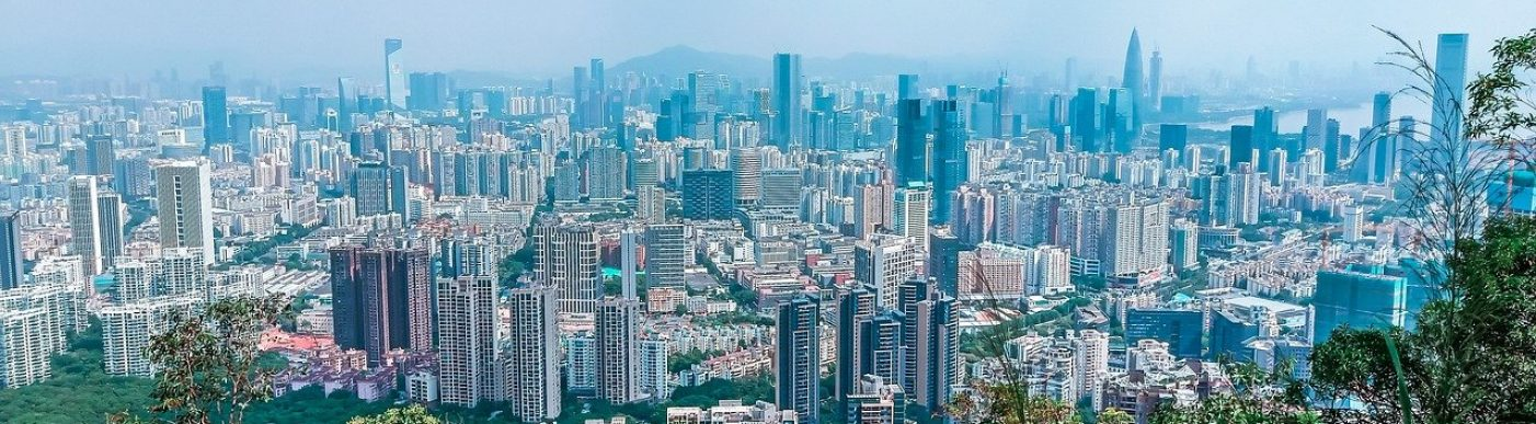 Image of shenzhen city
