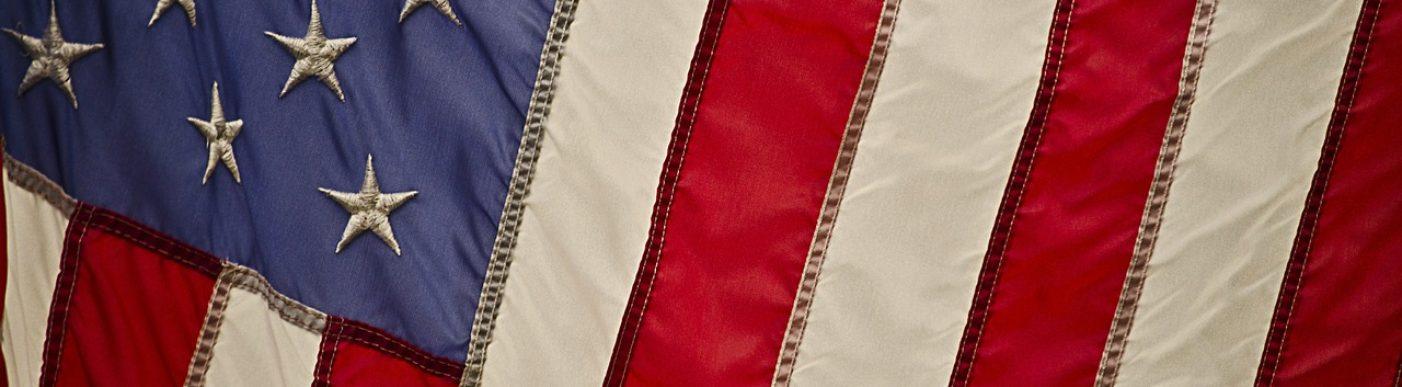 Image of the USA flag